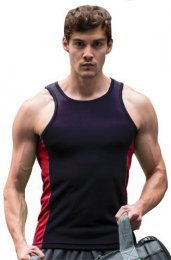 JC08: Men's Flash Workout Vest
