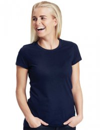 OT81: Ladies FAIRTRADE Organic Tee Shirt