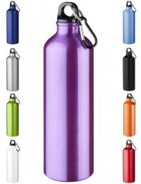 PF30: Pacific Carabiner Metal Bottle (770ml)