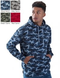 CH014: Camouflage Hoodie