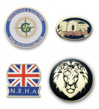 G0207: Enamel Badges