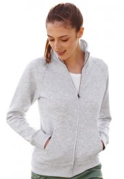 ZS7: Ladies Sweatshirt Jacket