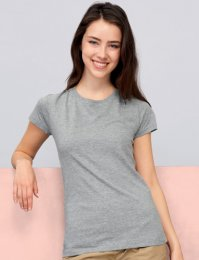 S027: Ladies Milo Organic Tee Shirt