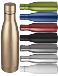 VCB01: Vasa Copper Bottle (500ml)