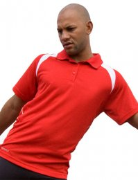 S177M: Team Spirit Polo Shirt