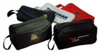 G0300: Golfer's Nylon Shoe Bag