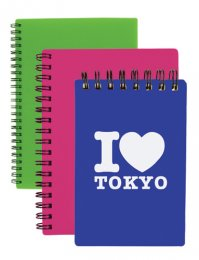 RWP16: Recycled Wirobound Note Pad
