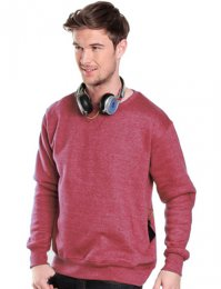 CR107: COTTONRIDGE Peach Finish Sweatshirt