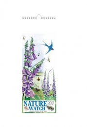 NWSC: Nature Watch Slim Wall Calendar