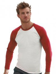 KL9: Long Sleeve Baseball Tee Shirt