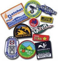 E0103: Embroidered Badges