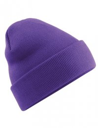 BB45: Turn-up Beanie Hat